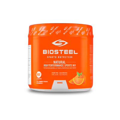 BioSteel High Performance Sports Mix 140 гр. апельсин
