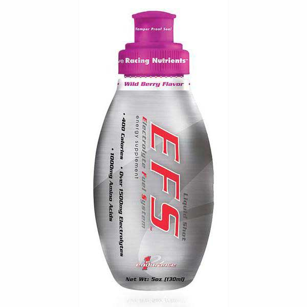 First Endurance EFS Liquid Shot 130ml лесная ягода