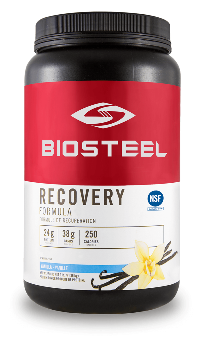 BioSteel Advanced Recovery Formula 1800 гр. ваниль