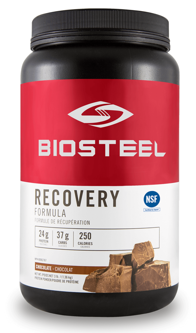 BioSteel Advanced Recovery Formula 1800 гр. шоколад