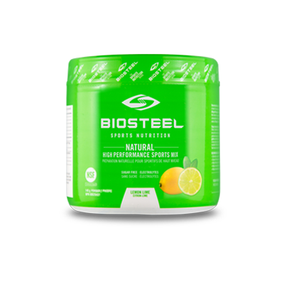 BioSteel High Performance Sports Mix 140 гр. лимон-лайм