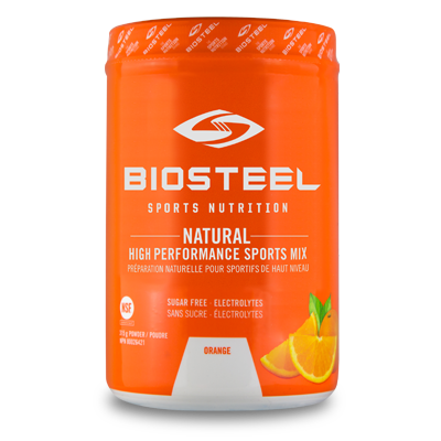 BioSteel High Performance Sports Mix 315 гр. апельсин