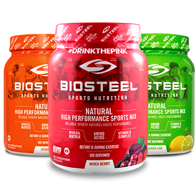 BioSteel High Performance Sports Mix 700 гр.