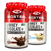 BioSteel Natural Whey Isolate Plus 750 гр.
